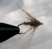 Soft Hackle Bonefish Fly